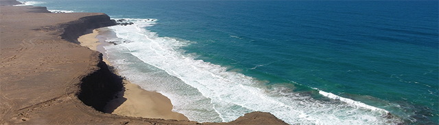 Playa Escalera in Fuerteventura